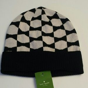 Kate Spade Beanie! New with tags!
